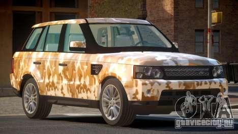 Range Rover Sport SL PJ5 для GTA 4