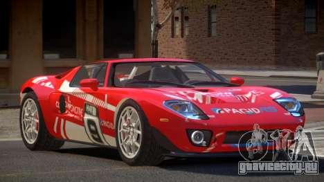 Ford GT R-Tuning PJ4 для GTA 4