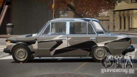 VAZ 2106 Classic PJ4 для GTA 4