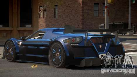 Gumpert Apollo M-Sport для GTA 4