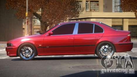 BMW M5 E39 GS для GTA 4