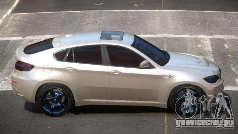 BMW X6M SR для GTA 4