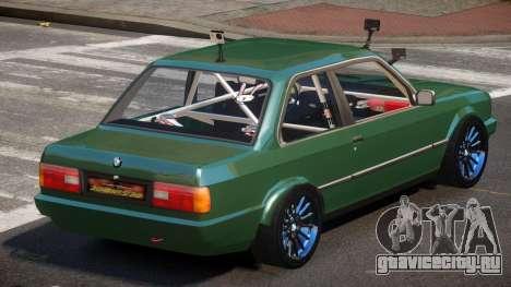 BMW M3 E30 RT для GTA 4