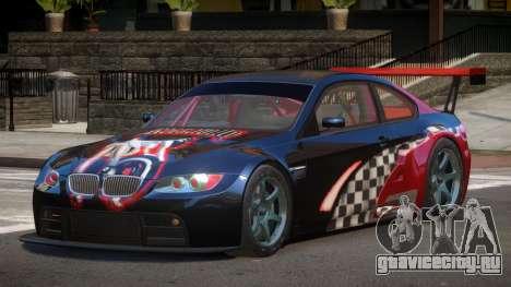 BMW M3 GT2 MS PJ5 для GTA 4