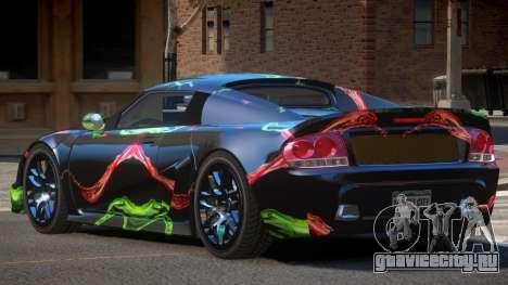 Rossion Q1 M-Sport PJ4 для GTA 4