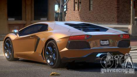 Lamborghini Aventador G-Tuned для GTA 4