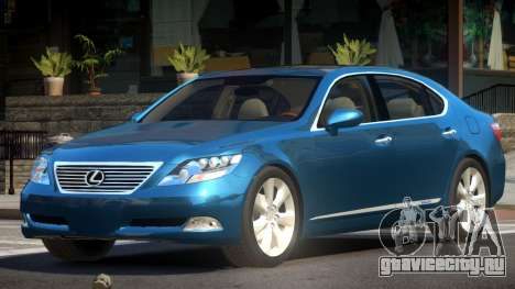 Lexus LS600 E-Style для GTA 4