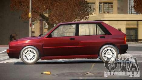 Lancia Delta ST для GTA 4