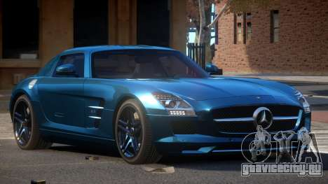 Mercedes Benz SLS A-Style для GTA 4