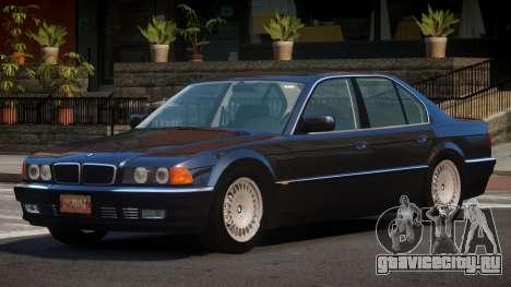 1994 BMW 750i E38 для GTA 4