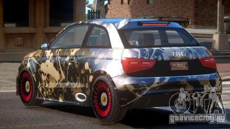 Audi A1 G-Style PJ5 для GTA 4