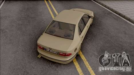 Ikco Samand LX Normal Sport для GTA San Andreas