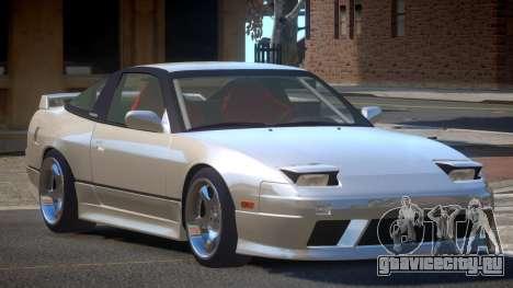 Nissan 240SX G-Tuned для GTA 4