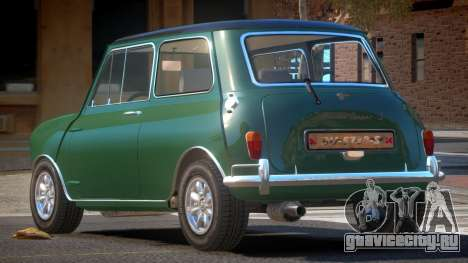 1973 Mini Cooper для GTA 4