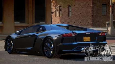 Lamborghini Aventador LP700-4 GS для GTA 4