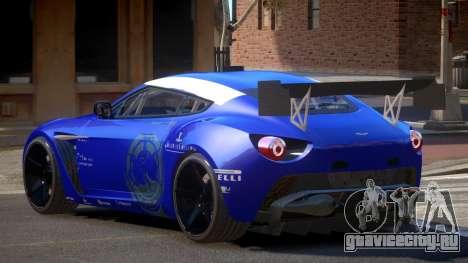 Aston Martin Zagato G-Style PJ3 для GTA 4