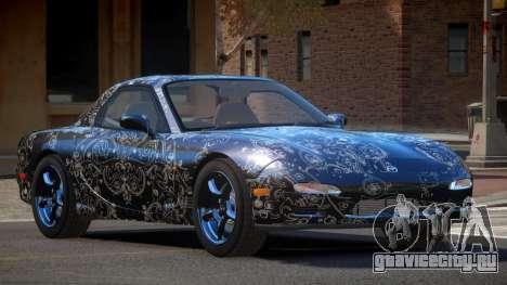 Mazda RX-7 Qn PJ4 для GTA 4
