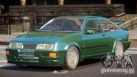 1989 Ford Sierra для GTA 4