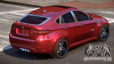 BMW X6 G-Tuned для GTA 4