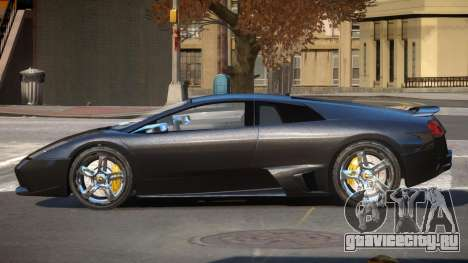 Lamborghini Murcielago RP для GTA 4