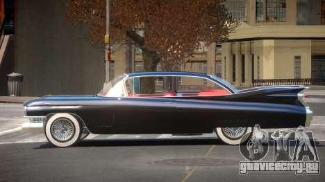 1957 Cadillac Eldorado для GTA 4