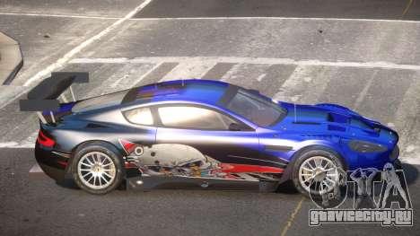 Aston Martin DBR9 G-Sport PJ2 для GTA 4