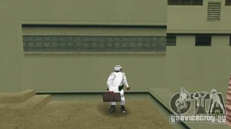 Briefcase Weapon для GTA Vice City