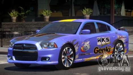 Dodge Charger SR-Tuned PJ1 для GTA 4