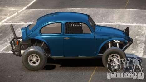 Volkswagen Fusca Custom для GTA 4