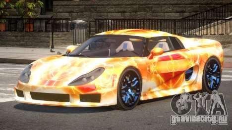 Rossion Q1 M-Sport PJ5 для GTA 4