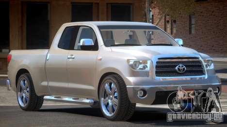 Toyota Tundra RT для GTA 4