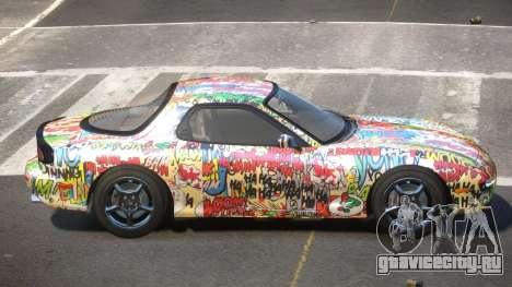 Mazda RX-7 Qn PJ5 для GTA 4
