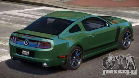 Ford Mustang 302 MS для GTA 4