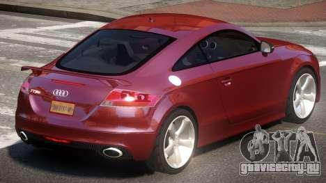 Audi TT RS Improved для GTA 4