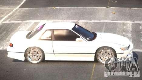 Nissan Silvia S13 TR для GTA 4