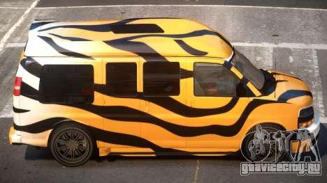GMC Savana Travels PJ5 для GTA 4