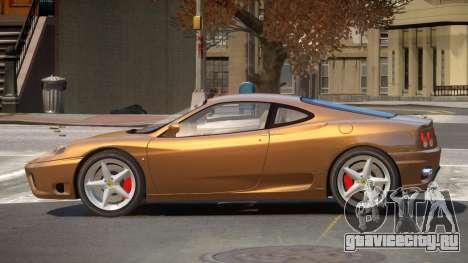 Ferrari 360 MR для GTA 4