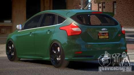 Ford Focus ST 1.4 для GTA 4