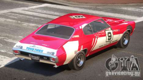 Chevrolet Chevelle 454 GT PJ5 для GTA 4