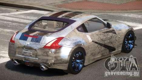 Nissan 370Z TR PJ4 для GTA 4