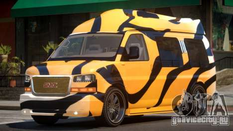 GMC Savana Travels PJ5 для GTA 4