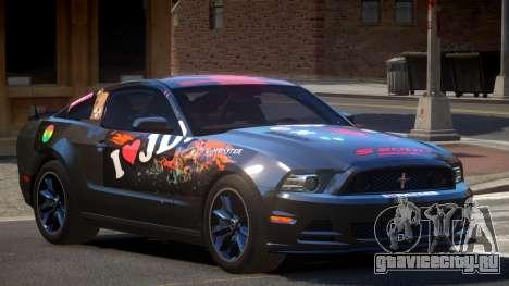 Ford Mustang 302 MS PJ3 для GTA 4