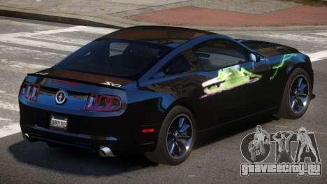 Ford Mustang 302 MS PJ5 для GTA 4