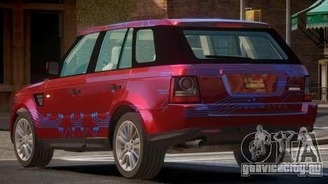 Range Rover Sport SL PJ1 для GTA 4
