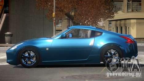 Nissan 370Z TR для GTA 4