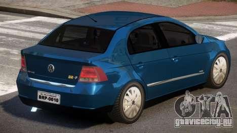 Volkswagen Voyage LT для GTA 4