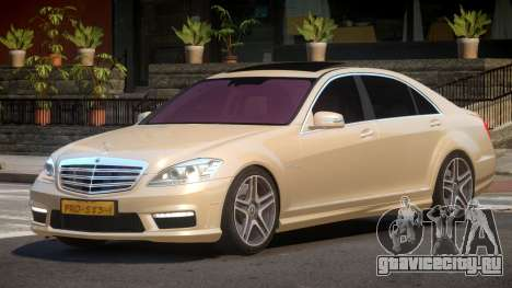Mercedes Benz S65 A-Tuned для GTA 4