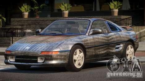 Toyota MR2 GT Sport PJ2 для GTA 4