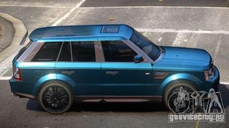 Range Rover Sport RP для GTA 4