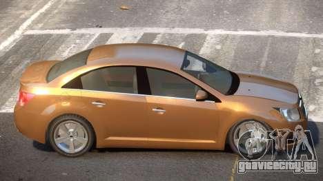 Chevrolet Cruze ST для GTA 4